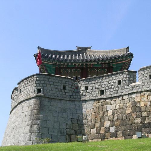 동북각루 전경사진